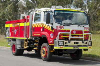 FRNSW Category 1 Crew Cab